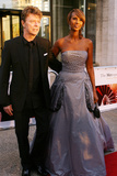 David Bowie and Iman at the Openning of the Metropolitan Opera 2006/07 Season, New York, 2006 Photographic Print by Dima Gavrysh