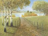 Rural Route I Plakat av Arnie Fisk