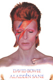 David Bowie- Aladdin Sane Photo