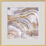 Agate Allure I Print by Nan
