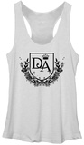 Juniors Tank Top: Downton Abbey- Floral Shield T-shirts