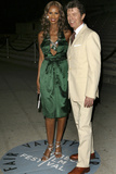 Iman and David Bowie at Vanity Fair Tribeca Film Festival Party, 2007 Photographic Print by Dima Gavrysh