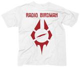 Radio Birdman- Logo Maglietta