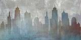 Urban Reflections Posters par Louis Duncan-He