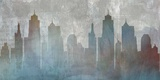 Urban Reflections Plakater av Louis Duncan-He