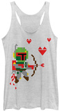 Juniors Tank Top: Star Wars- Boba Love Shirts