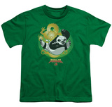 Youth: Kung Fu Panda- Dragon Po T-shirts