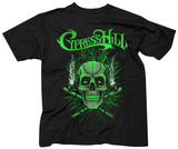 Cypress Hill- Mellow Skull T-shirts