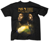 Damian Marley & Nas- Distantant Relatives 2011 T-shirts