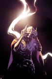 Thor No. 8 Cover, Featuring: Thor (Female) Znaki plastikowe autor Russell Dauterman