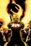 Iron Fist: The Living Weapon No. 10 Cover Posters by Kaare Andrews