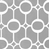 Latticework Tile II Poster by Hope Smith