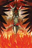 Angela: Asgards Assassin No. 6 Cover Cartel de plástico por Stephanie Hans