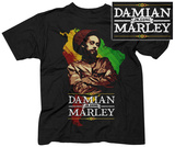 Damian Marely- JR. Gong (Front/Back) T-shirts