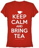 Juniors: Downton Abbey- Bring Tea Shirts