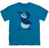 Youth: Kung Fu Panda- Fighting Stance T-shirts