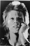 David Bowie in Ziggy Stardust Period, 1973 Photographic Print