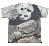 Youth: Kung Fu Panda- Brushed Po Shirts
