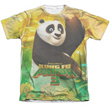 Kung Fu Panda- Cuddly Warrior T-Shirt