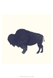Timber Animals II Prints by Anna Hambly