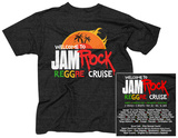 Damian Marley- Welcome To Jamrock Cruise (Front/Back) T-Shirt