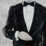 Black Tie Optional Posters by Andrea Stajan-ferkul