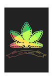 Weed The People Posters by  Annimo