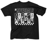 The Specials- Cartoon Shirts