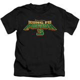 Youth: Kung Fu Panda- Logo T-Shirt