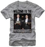 Downton Abbey- The Neighborhood T-shirts