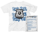 Cheap Trick- Dream Police (Front/Back) Shirt