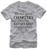 Downton Abbey- Unpublished Chapters (Premium) T-shirts