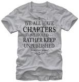Downton Abbey- Unpublished Chapters (Premium) T-Shirt