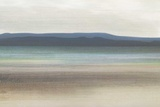 Peaceful Beach Plakat av Tandi Venter