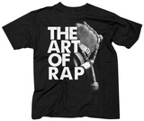 The Art Of Rap- Poster Shirts