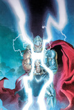 Thor: God of Thunder No. 25 Cover Cartel de plástico por Esad Ribic
