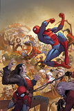 The Amazing Spider-Man No. 14 Cover, Featuring: Spider-Man, Morlun, Silk and More Posters