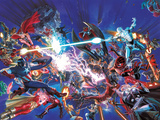 Marvel Secret Wars Prints