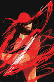 Marvel Knights Presents Cover, Featuring: Elektra Prints