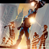 Avengers No. 41 Cover, Featuring: Captain America, Thor, Iron Man Prints by Bryan Hitch