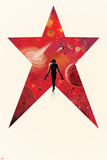 Bucky Barnes: The Winter Soldier No. 4 Cover, Featuring: Bucky Barnes Plastic Sign by Michael Del Mundo