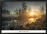 New Day Pitt Meadow Prints by Vladimir Kostka