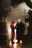 Marvel Knights Presents Cover, Featuring: Daredevil, Kingpin Prints