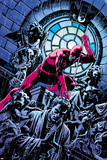 Marvel Knights Presents Cover, Featuring: Daredevil Posters