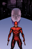 Marvel Knights Presents Cover, Featuring: Kingpin, Daredevil Photo