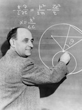 Enrico Fermi, Italian-American Physicist Photo