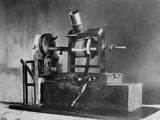 Edison's First Movie Machine, the Kinetoscope, Was a 'Talkie' Photo