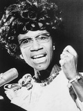 Shirley Chisholm, African American Congresswoman from Brooklyn, New York City Photo
