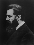 Theodore Herzl Founded the World Zionist Organization in 1897 Photo
