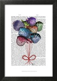 Puffer Fish Balloons Prints by  Fab Funky